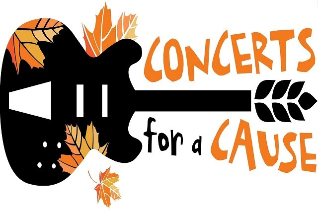 Concerts For A Cause logo