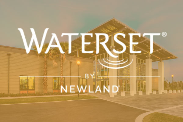 Waterset by Newland logo